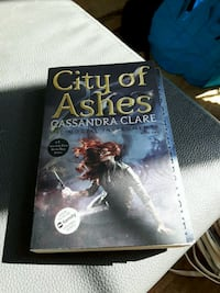 CITY OF ASHES - book 2