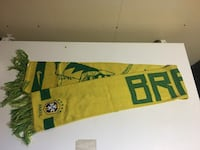 World Cup team Brazil Brasil scarf and Corinthians shirt  Niagara Falls, L2E 1Y9