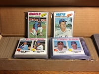 1977 Topps Baseball vintage sports lot (700+ cards) HOF Brett Dawson RC Jackson Murphy RC Rose Ryan and many more Daytona Beach, 32124