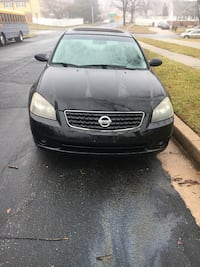 2006 Nissan Altima 2.5 S AT Windsor Mill