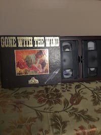 Vintage Gone with the wind vhs-$25
