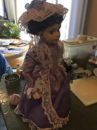 Collectible Porcelain Doll Mississauga, L4X 1J5