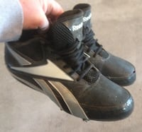 SIZE 10.5 / REEBOK CLEATS FOR SALE! Mississauga