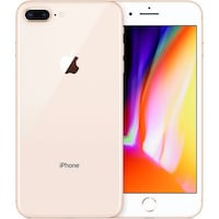 White iphone 8plus 64gs  Bakersfield, 93308