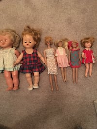 Vintage dolls (60 yrs old) Perry Hall, 21128