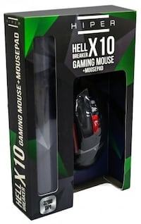 Hiper Hell Breaker X10 Mouse Pad