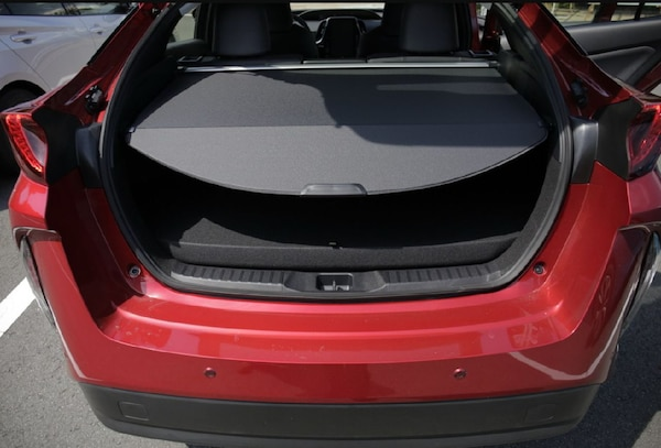 Used 2017 Toyota Prius Trunk Cover For In Queens