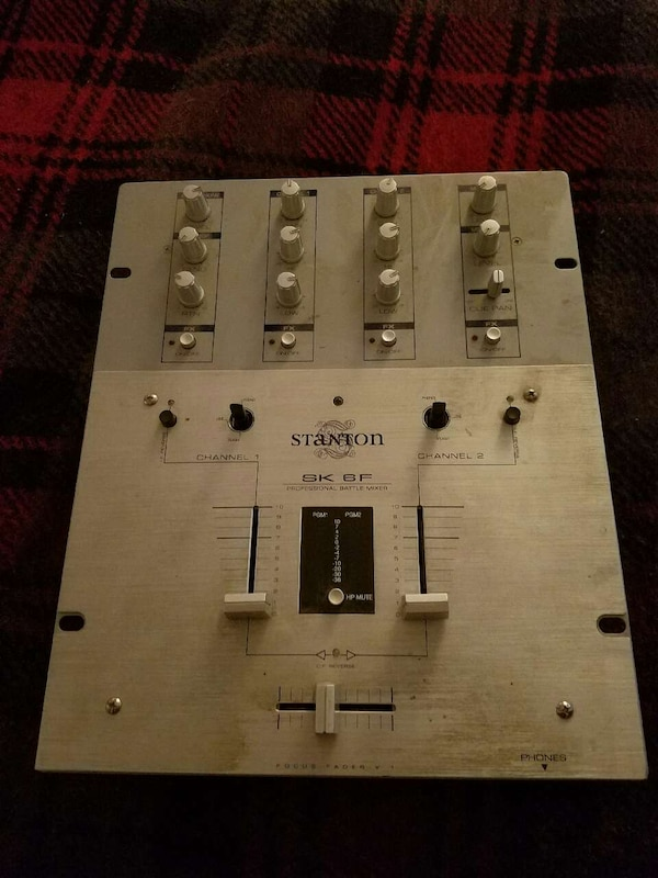 b160fafb64d7 Used Stanton battle mixer for sale in Seattle - letgo