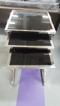 New 3pc nesting table only 299 in stock Toronto, M9W 1P6