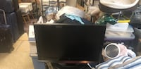 black flat screen computer monitor Leesburg, 20176
