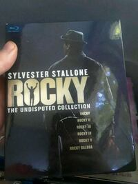 Rocky 1-6 Collection Stafford, 22554