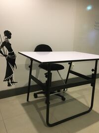 Utrecht workstation (adjustable table w/ chair) New York, 11221