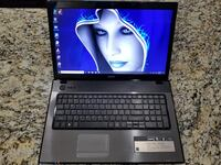 "Excellent 17.3"" Asus Laptop, Win 10, 500GB HD, 4GB RAM, Fast Intel, Webcam, HDMI, DVD/CD, Office Grand Island"
