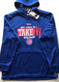 Cups Hoodie - Men's Large New Chicago, 60616