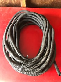 """3/8"""" wire loom for automotive motorcycle or truck and trailer Middleburg Heights"""