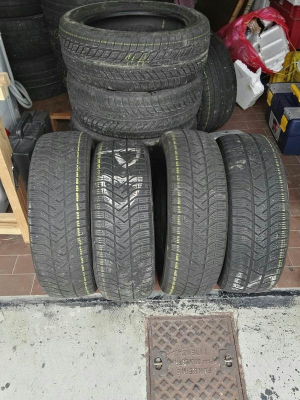 4gomme invernali 185/65/r15