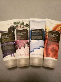 4 korres lotions (new) Bedford, 24523
