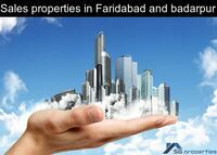 Sales properties in Faridabad and badarpur Delhi