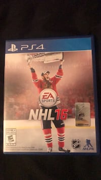 NHL 16 PS4  St Thomas, N5P 3H8