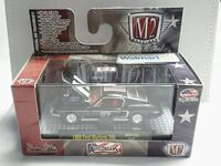 M2 1968 FORD MUSTANG 390 DIECAST PATRIOT RELEASE PREMIUM EDITION Vaughan, L4L 1V3