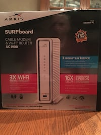 Arris SBG6900-AC Surfboard Cable modem and WiFi Router Washington, 26181