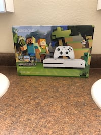Xbox one s $220 obo need money Glendale, 85309