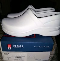 KLOGS (NEVER USED) SIZE 8 WIDE Plaistow, 03865