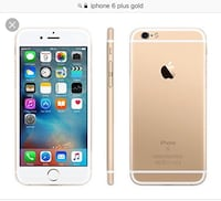 I phone 6plus gold  Winnipeg, R3E 3G5