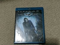 The Dark Knight blu-ray disc  Surrey, V3S 3X7