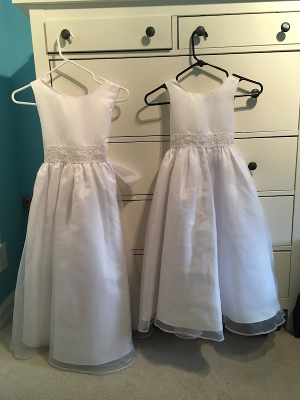 347f43b06fb Used Flower girl dresses for sale in Côte-Saint-Luc - letgo