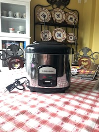 Black & Decker Kitchen Steamer Brampton, L6Z 4W5