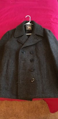 Navy peacoat Columbus, 31909