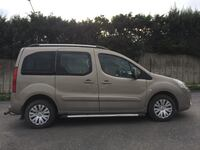 2010 model citroen berlingo 1,6 hdi sx 209 binde Sariyer