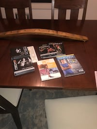 Workout DVDs - P90, Les Mills, Pilates & Burst Fit Alexandria, 22314