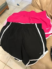 Size small Nike running shorts  Brownsville, 78526