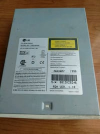 Lector de CD-ROM, Modelo CDR-8240B Madrid, 28039
