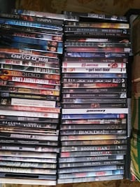 Dvds all sorts listing at 3.00 @ 0ld 2.00 St. Catharines, L2R 3W8