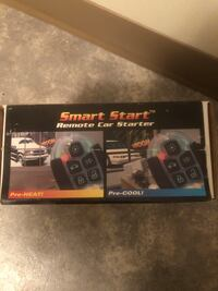 Brand new smart start remote car starter Calgary, T2B 0S1