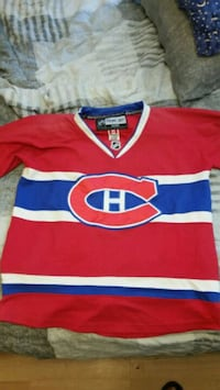 Montreal Canadians jersey  Woodstock, N4S 3T4