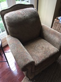 Matching Havertys Recliners FAIRFAX