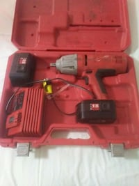 Milwaukee heavy duty impact wrench Asheville, 28806