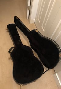 hard guitar case