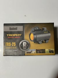 Bushnell Trophy Red Dot TRS-25 3 MOA Red Dot Reticle Riflescope Toronto