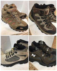 Men's waterproof Hiking shoes and boots