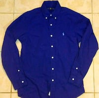 Polo Ralph Lauren Button Down Mens Shirt (S) NWT 34 km