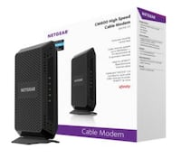 CM 600 cable Modem Netgear Los Angeles, 90038