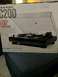 Crosley c200a direct drive turntable Washington, 20020