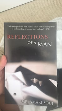 reflections of a man book Coquitlam, V3K 2B4