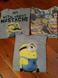 Set of 3 minion t-shirts Westminster, 21158