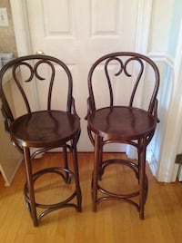 Bentwood Counter Chairs